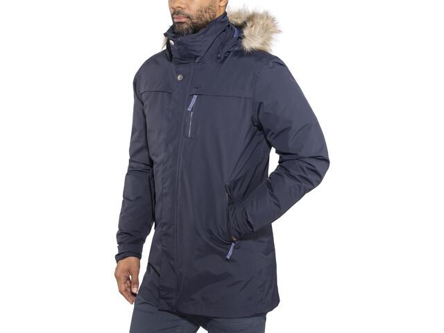 Bergans Sagene 3in1 Jacket Herre outer:dark navy/inner:dustyblue